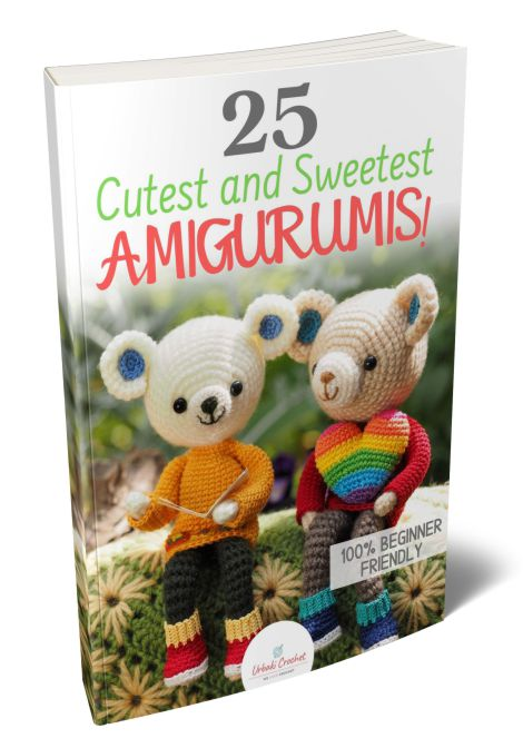 25 Cutest and Sweetest Amigurumis