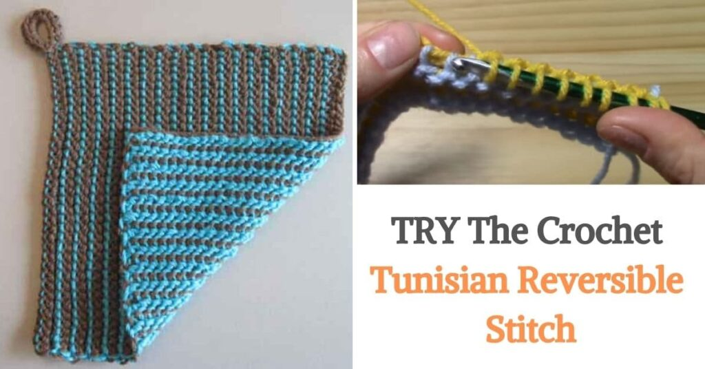 Tunisian Reversible Stitch