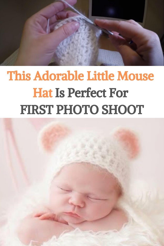 Little Mouse Hat