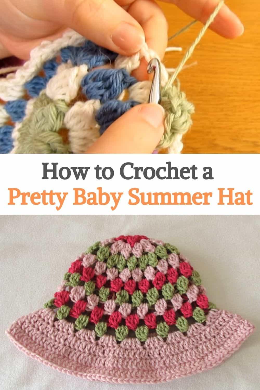 Baby Summer Hat