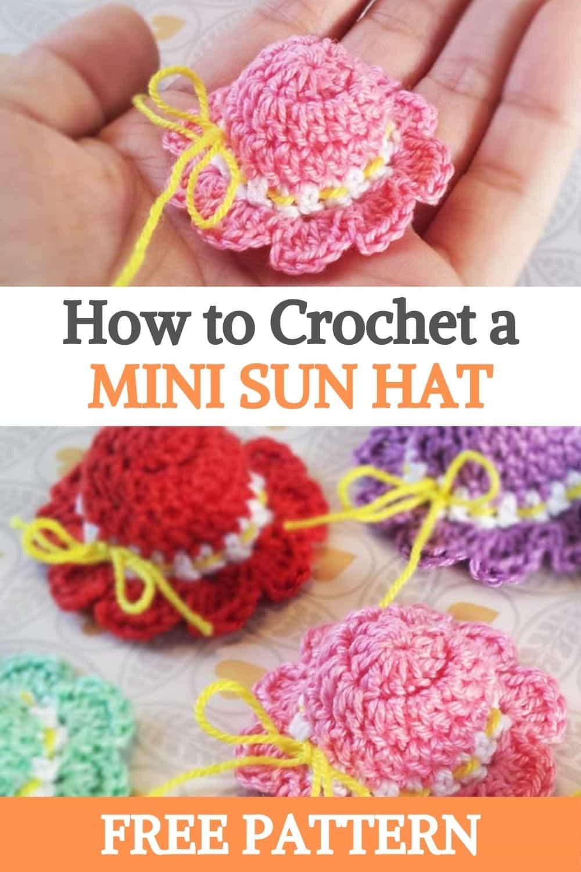 Mini Sun Hat