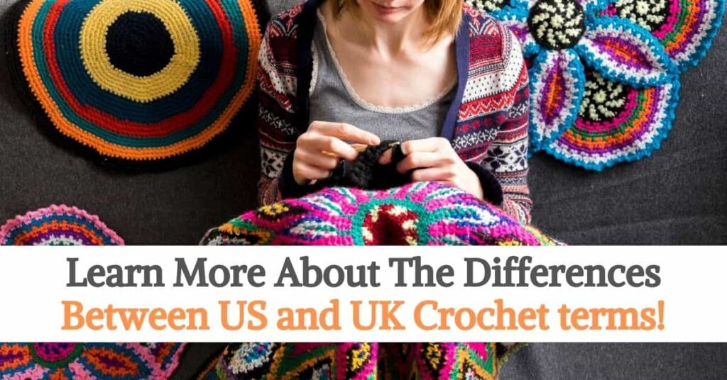 Differences Between US and UK Crochet terms