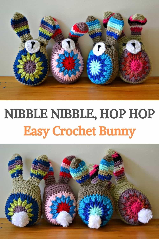 Easy Crochet Bunny