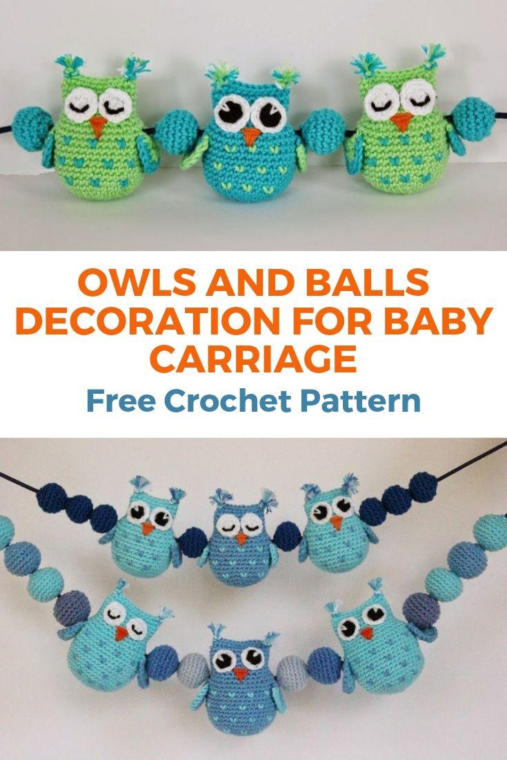 OWLS and BALLS Decoration