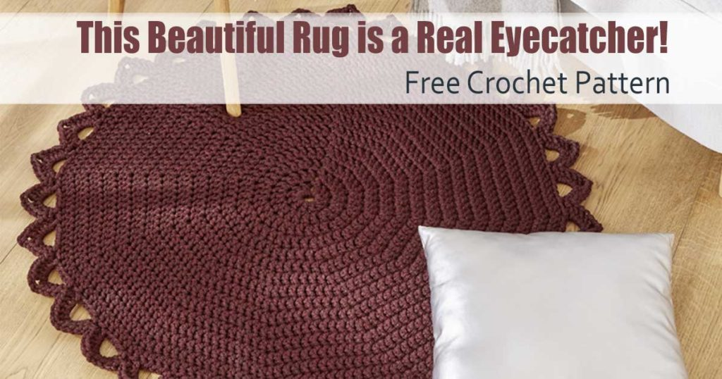 This Beautiful Rug is a Real Eyecatcher!