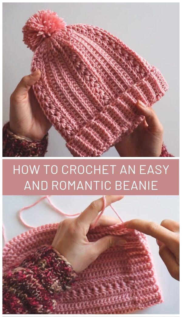 Easy and Romantic Beanie