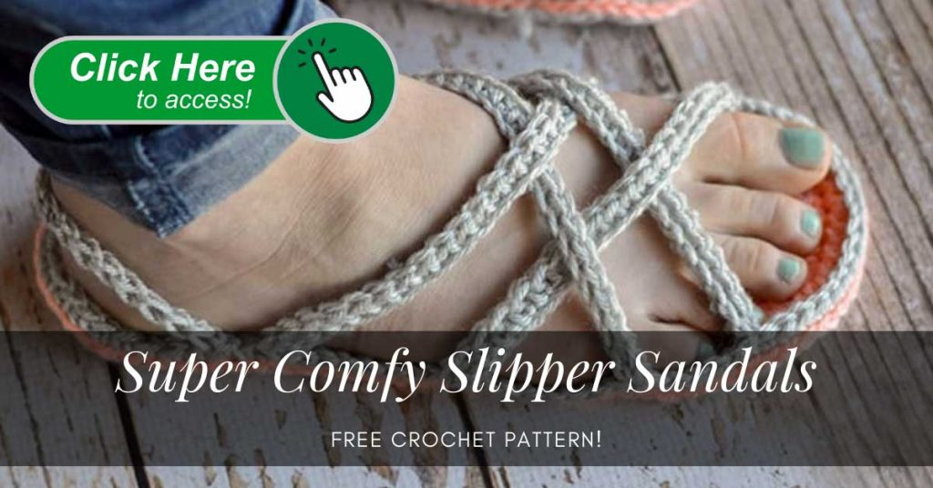 Super Comfy Slipper Sandals