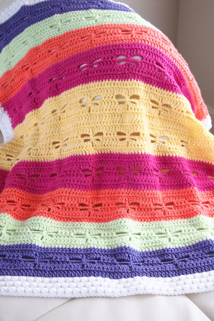 dragonfly blanket