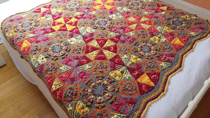 The Kaleidoscope Blanket
