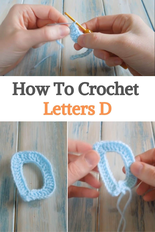 Letters D