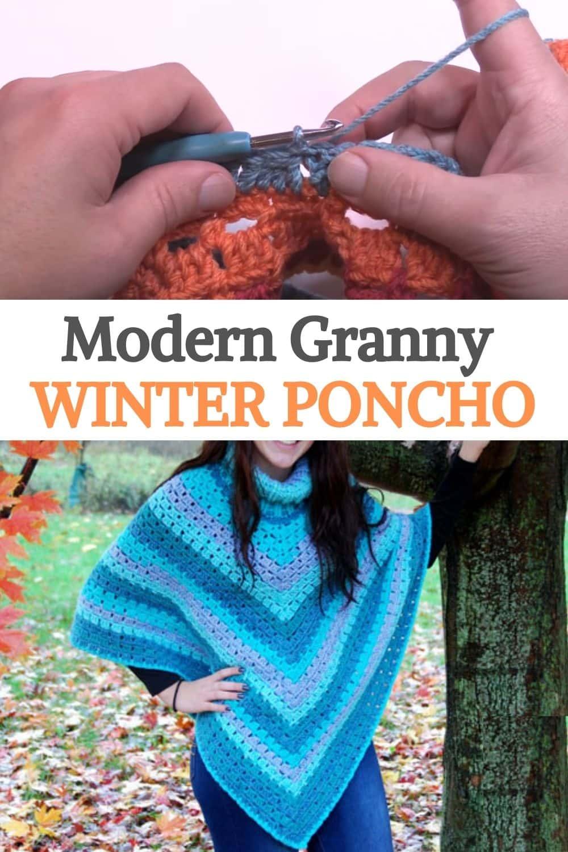 Winter Poncho