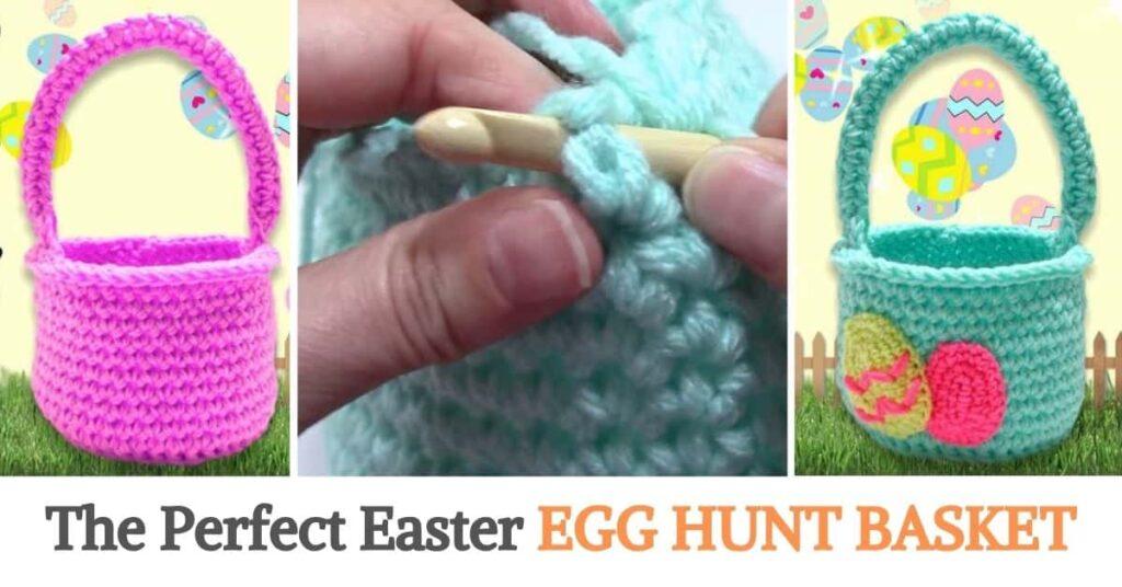Egg Hunt Basket