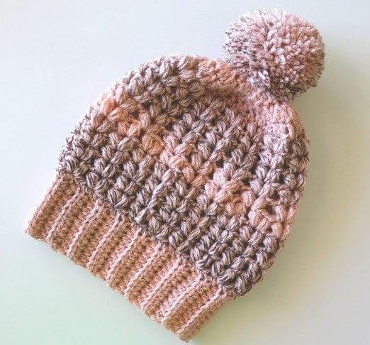 hat puff stitch
