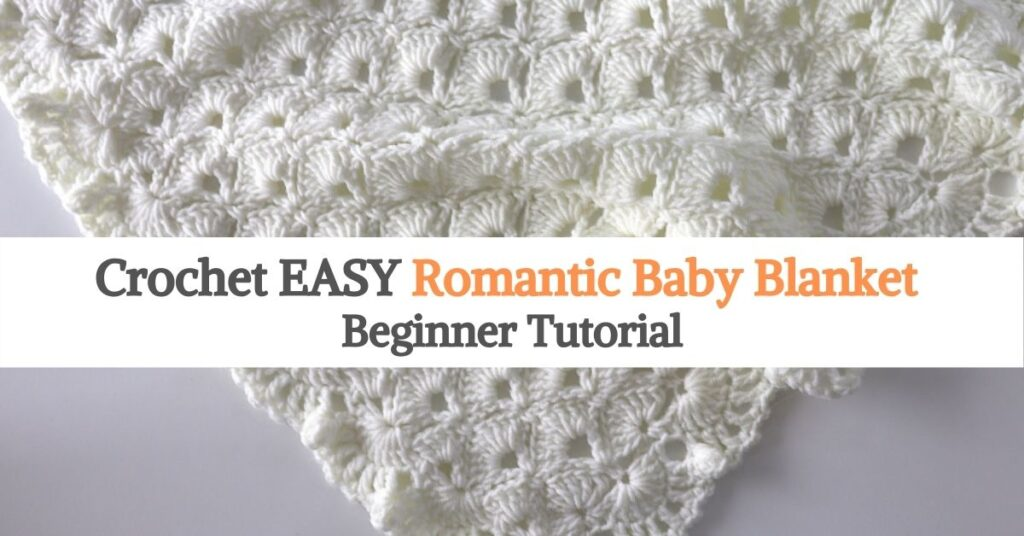 Romantic Baby Blanket