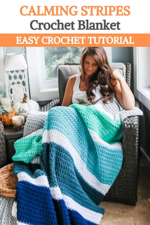 Calming Stripes Crochet