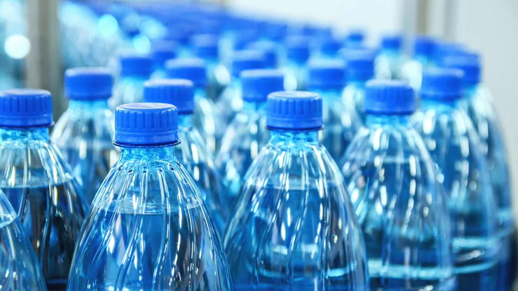 Give Up Plastic Water Bottles