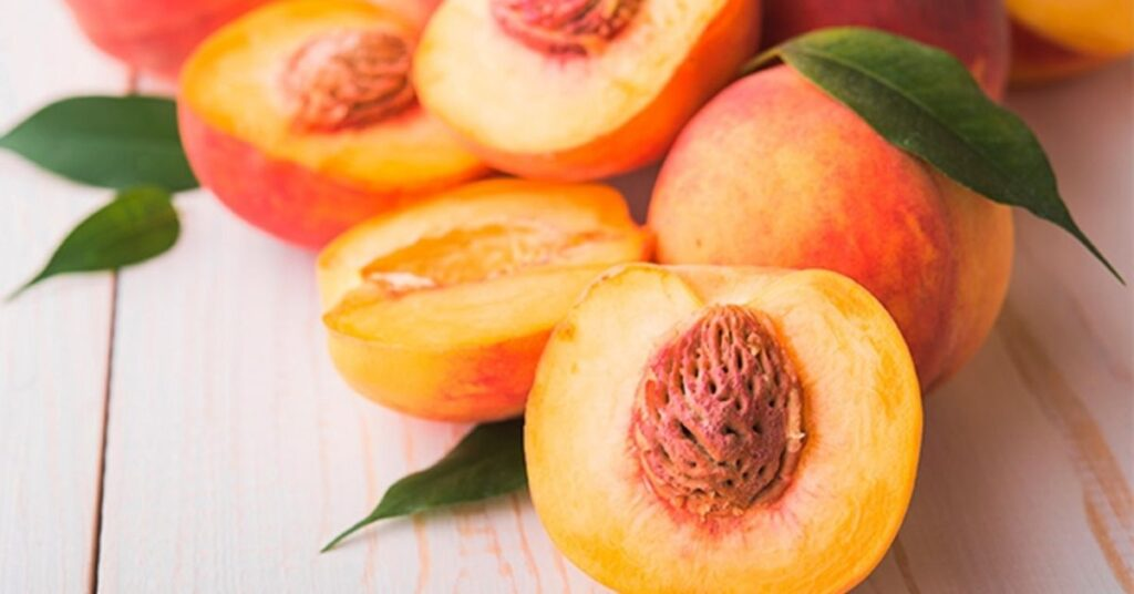 Germinate Peach Pits