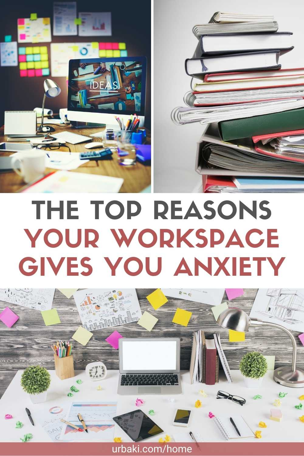 Workspace Gives You Anxiety