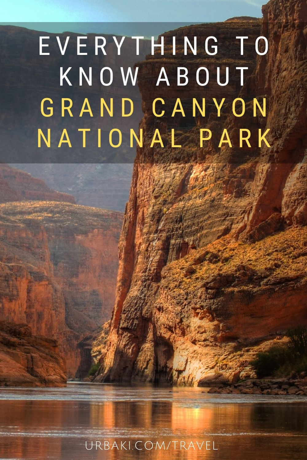 Grand Canyon National Park Colorado