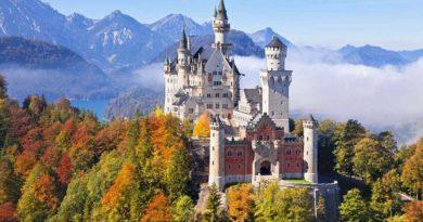 Neuschwanstein Castle Gernany