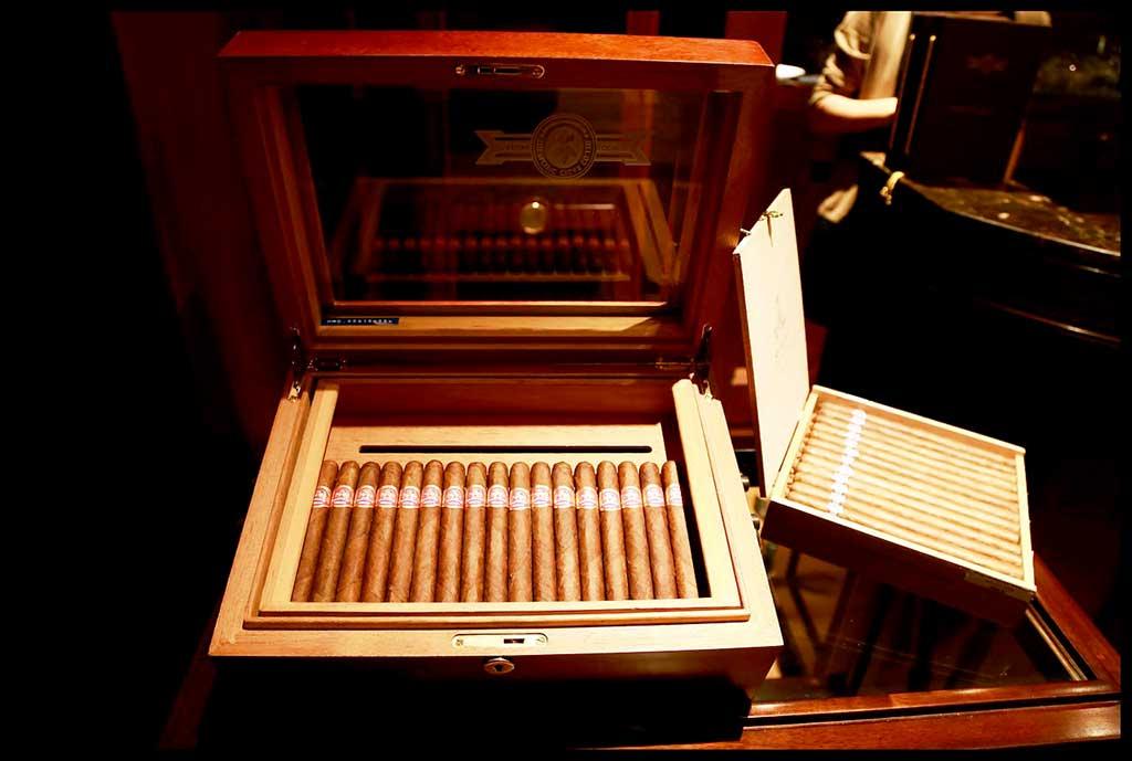 Partagás Cigar Factory