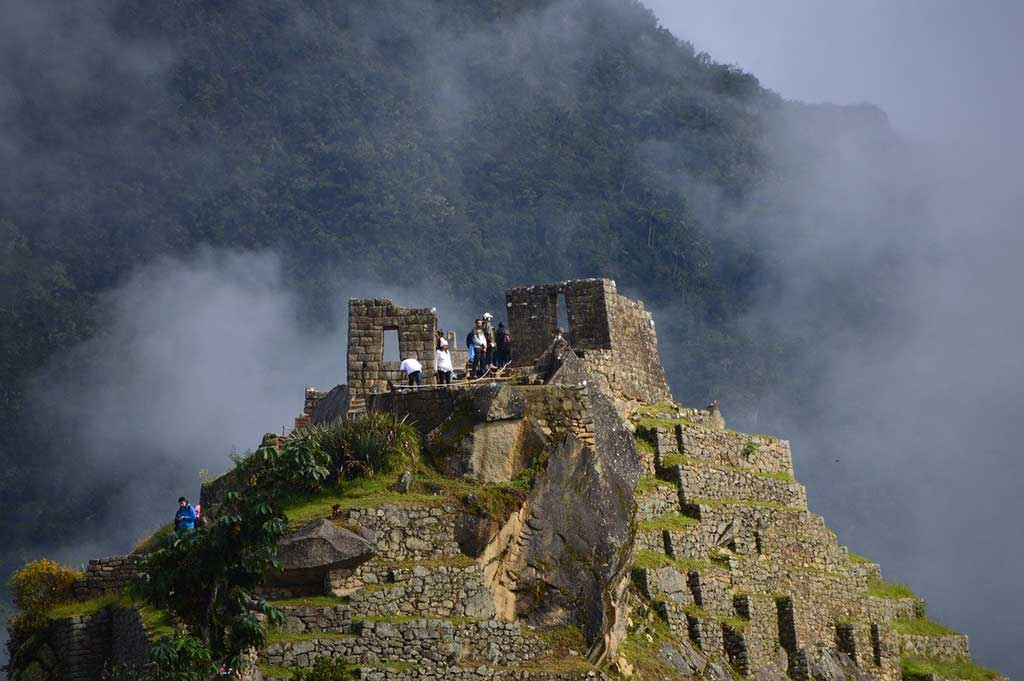 Taking Care Machu Picchu
