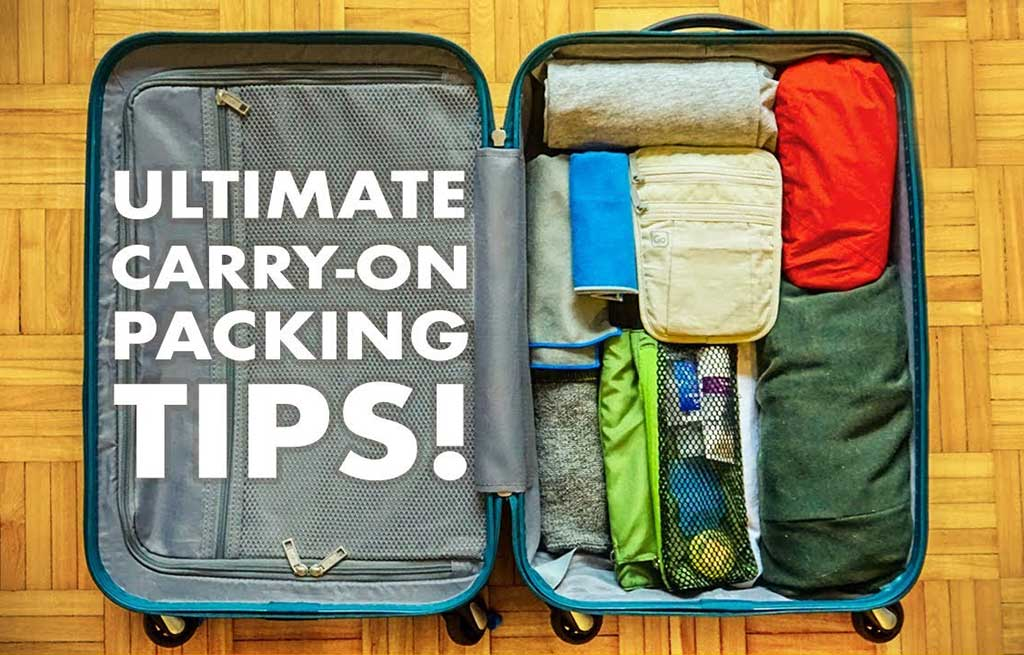 14 Genius Packing Tips to Help You Travel Like a Pro