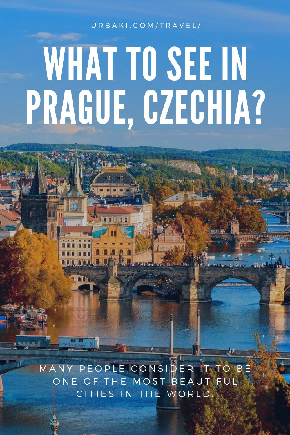 What to See in Prague Czechia