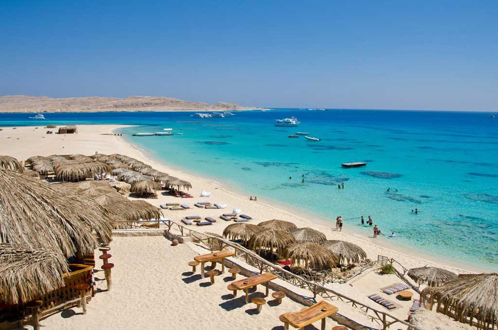 The 5 Best Beaches in Hurghada!