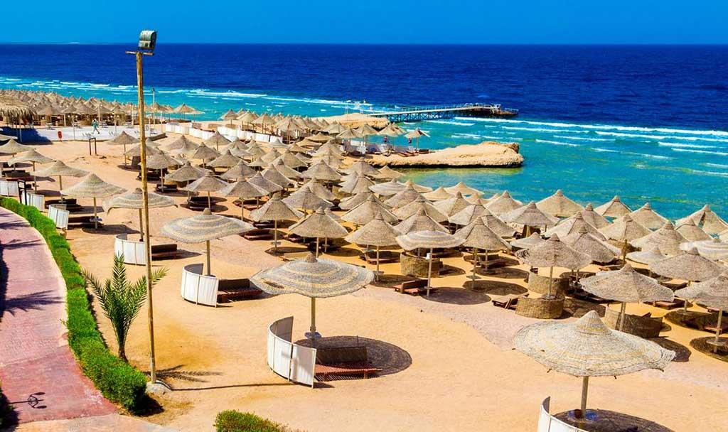 Makadi Bay Beach Hurghada