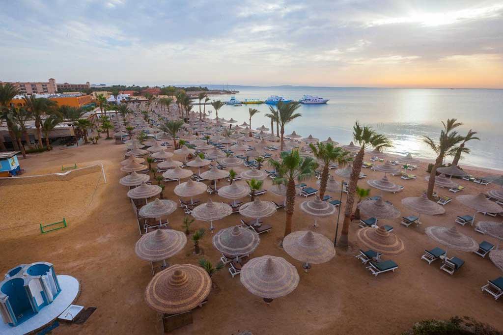 Old Vic Beach, Hurghada