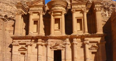 petra jordan travel guide