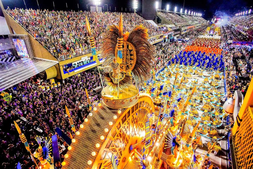 A Guide to Celebrating Carnival in Brazil