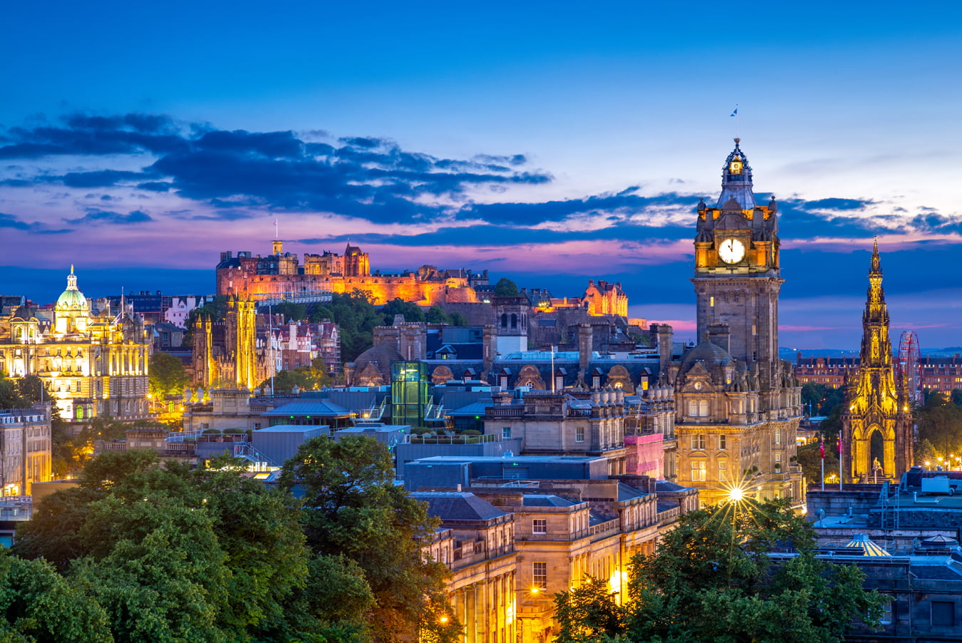Edinburgh dating scene