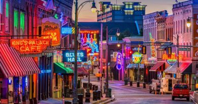 Memphis Vacation Travel Guide