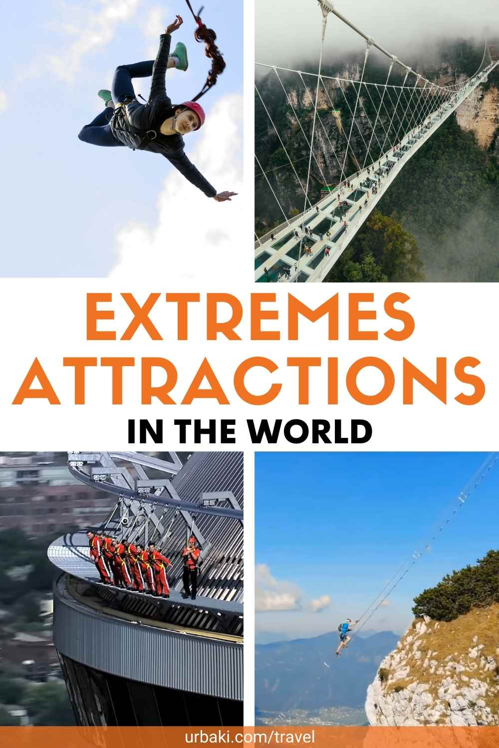 Extremes Attractions